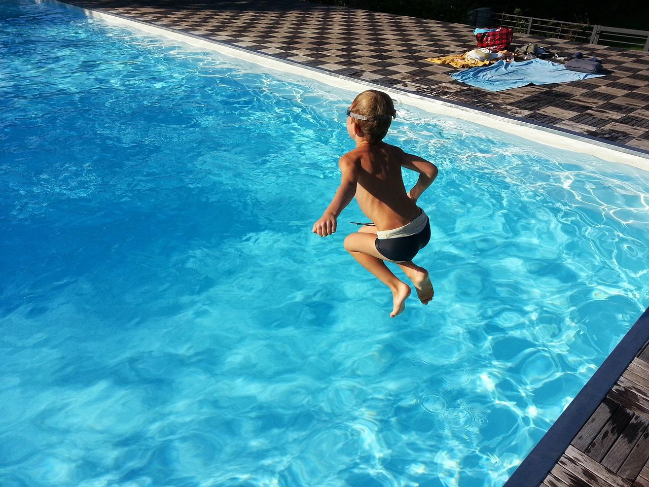 Pływanie – sport od najmłodszych lat